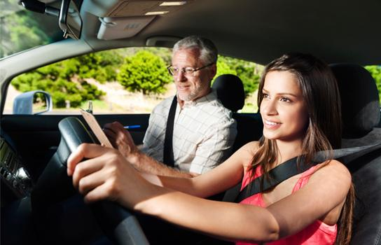 Drivers Ed for Teens and Refresher Courses for Seniors at AAA Driving School in St. Louis Park MN