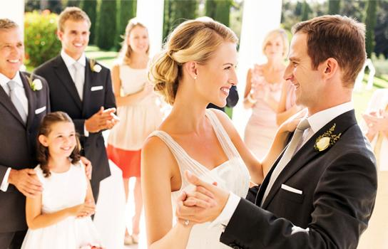Weddings and Events protected by Insurance from AAA Minneapolis Insurance Agency